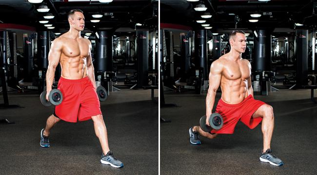 45-min Strength & Size Leg Workout
