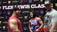 Behind the Scenes at the Flex Lewis Classic Check-Ins