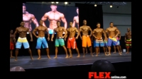 2014 IFBB Toronto Pro: Men's Physique