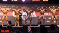 2014 Olympia Amateur Europe: Bodybuilding Over 100kg PART 1