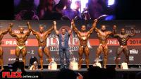 2014 Olympia Amateur Europe: Bodybuilding Over 100kg PART 2