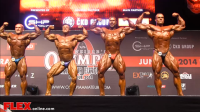 2014 Olympia Amateur Europe: Bodybuilding SUPERFINAL