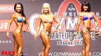 2014 Olympia Amateur Europe: Bikini Up to 163cm