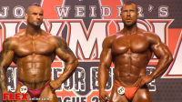 2014 Olympia Amateur Europe: Bodybuilding up to 100kg PART 2