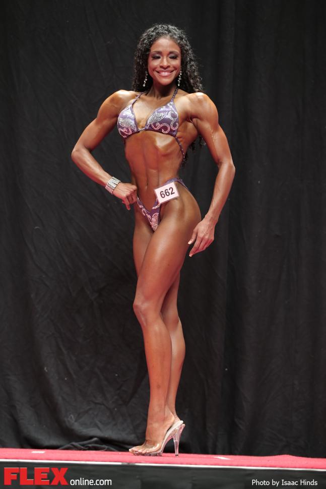 Mary Medina - Figure D - 2014 USA Championships