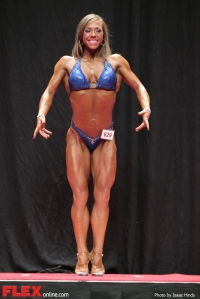 Patricia Babineaux - Figure C - 2014 USA Championships