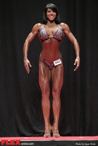 Amber Crowder - Figure E - 2014 USA Championships