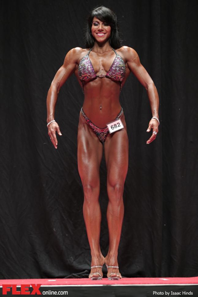 Amber Crowder - Figure E - 2014 USA Championships