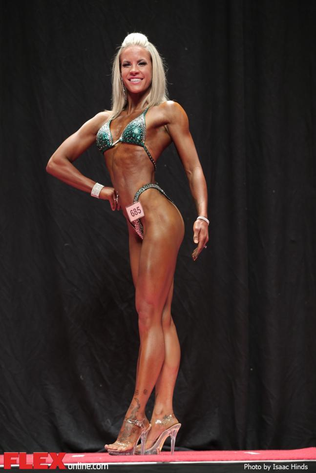 Kat Garcia - Figure E - 2014 USA Championships