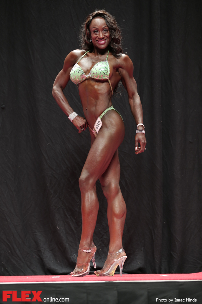 Camille Mosley Moran - Figure E - 2014 USA Championships