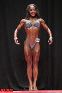 Kimberly Jones - Figure C - 2014 USA Championships