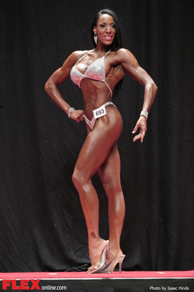 Renee Porter - Figure E - 2014 USA Championships