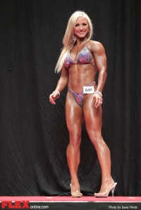 Shianne Behan - Figure F - 2014 USA Championships