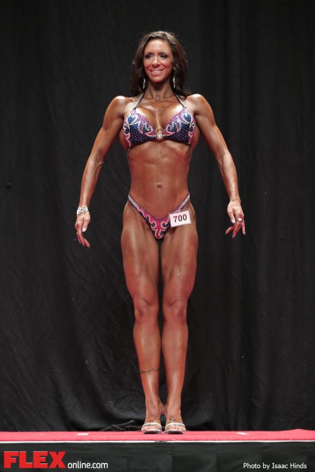 Shianne Behan - Figure F - 2014 USA Championships
