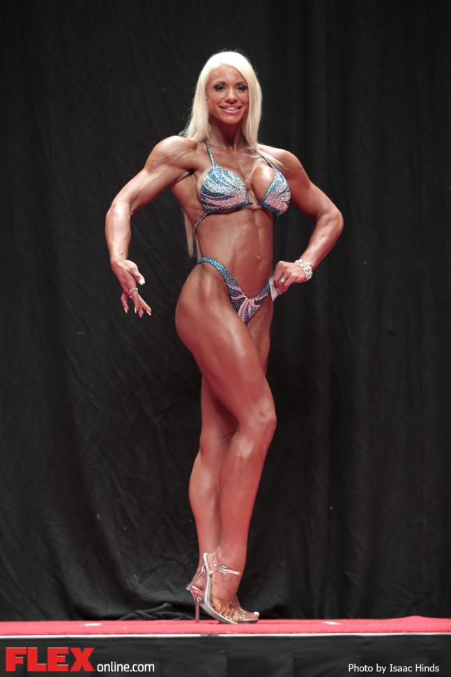 Heather Smith - Figure F - 2014 USA Championships