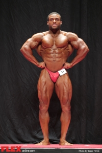 Jovann Rushing Mosley - Welterweight - 2014 USA Championships