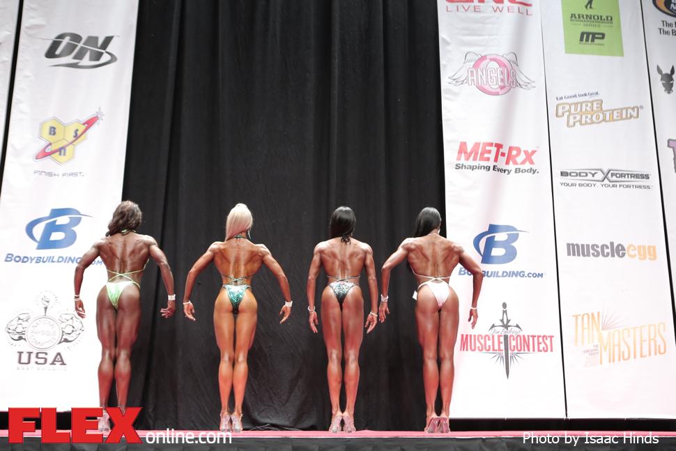 Comparisons - Figure E - 2014 USA Championships