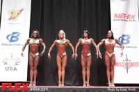 Comparisons - Figure E - 2014 USA Championships