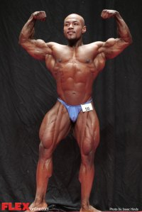 Charles Curtis - Middleweight - 2014 USA Championships