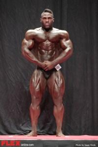Benny Brantley - Heavyweight - 2014 USA Championships