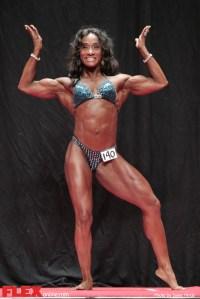 Mariko Cobbs - Women's Physique A - 2014 USA Championships