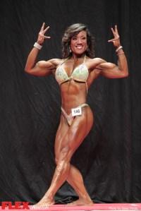Frances Perkins - Women's Physique A - 2014 USA Championships