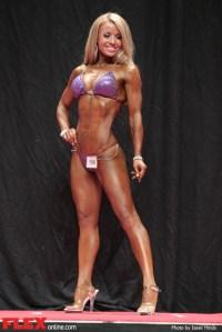 Annie Parker - Bikini A - 2014 USA Championships