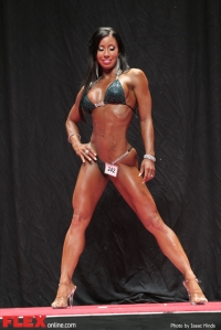 Elizabeth Yisrael - Bikini B - 2014 USA Championships