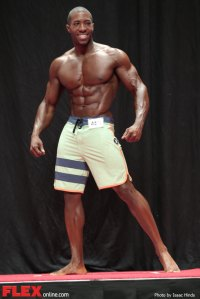 Patrick Fulgham - Men's Physique B - 2014 USA Championships