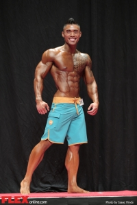 Jake Alvarez - Men's Physique C - 2014 USA Championships