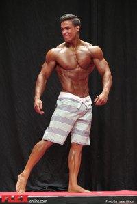 Daniel St. Peter - Men's Physique C - 2014 USA Championships