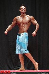 Erik Drendel - Men's Physique D - 2014 USA Championships