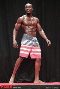 Laquan Jones - Men's Physique D - 2014 USA Championships
