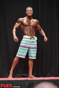 Darnell Moss - Men's Physique D - 2014 USA Championships