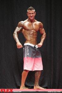 Kyle Moore - Men's Physique E - 2014 USA Championships