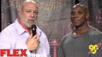 Flex Wheeler & Bryan Hildebrand Wrap Up the 2014 Chicago Pro