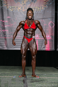 2014 Chicago Pro - Roxanne Edwards