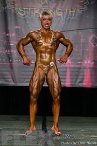 2014 Chicago Pro - Virginia Sanchez