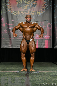 2014 Chicago Pro - Brad Davis