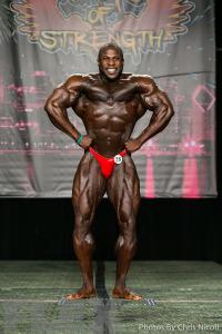 2014 Chicago Pro - Mboya Edwards