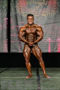 2014 Chicago Pro - Fernando Noronha Almeida