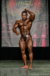2014 Chicago Pro - Timmy Gaillard