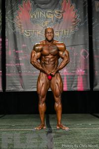 2014 Chicago Pro - Marshel Herman