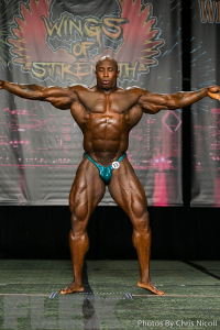 2014 Chicago Pro - Keith Williams