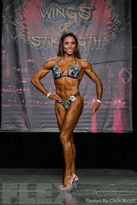 2014 Chicago Pro - Diana Monteiro