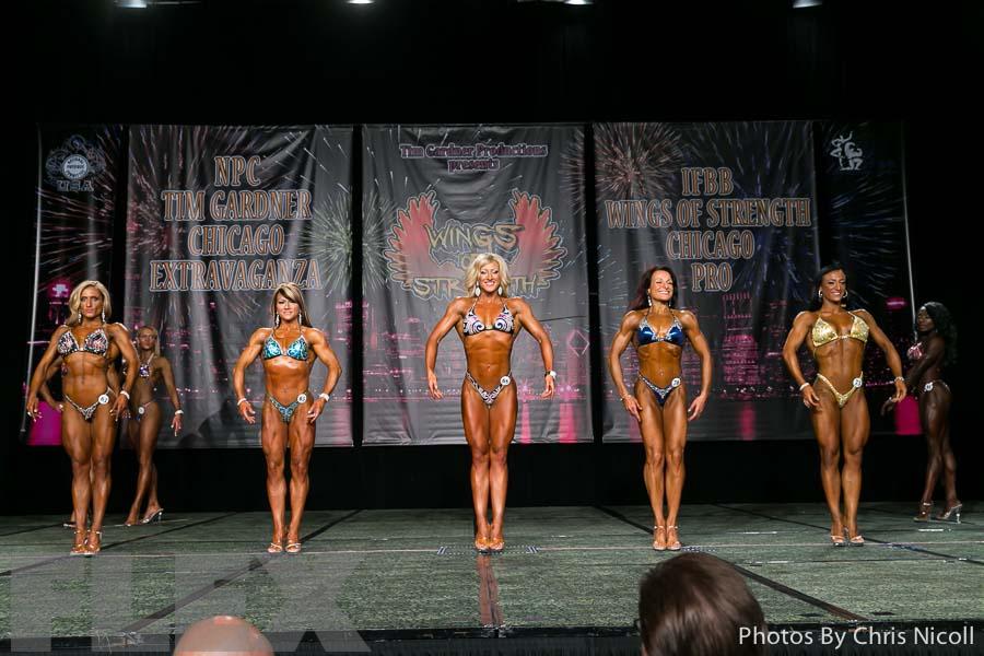 2014 Chicago Pro Fitness Comparisons