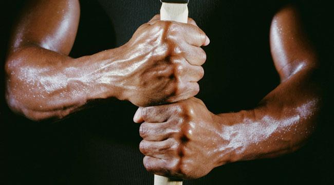 forearm grip