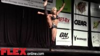 2014 IFBB North Americans: Fitness Routines