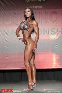 Becky Boddie - Figure - 2014 IFBB Tampa Pro