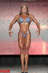 Jennifer Brown - Figure - 2014 IFBB Tampa Pro